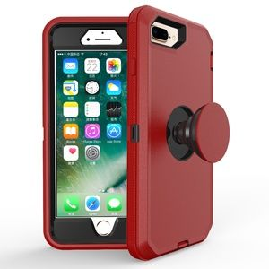 Defender Style case with Universal Phone Socket